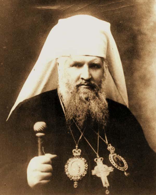 Небожитель Шептицкий.